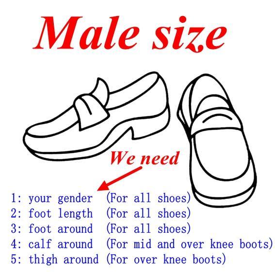 남성 크기