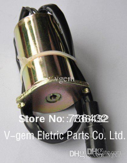 ¡Envío gratis! Bomba hidráulica Válvula proporcional / Bomba principal Válvula solenoide E320 4I-5674, piezas de recambio para excavadora de gato