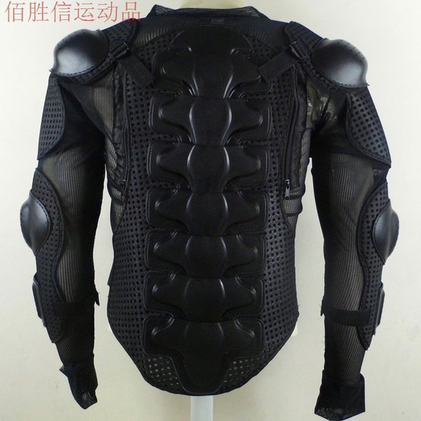 Wholesale-motorcycle full body armor clothing flanchard armor vest breast pad back support skiing vest high quality