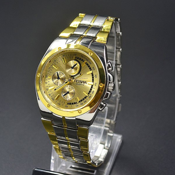 Metal Reloj Del Plata Redonda De 3 Dorada 648 Compre Rosra Diales Hombres Para Moda 15 Niños Correa A5 Los Acero Casual Y Estilo sxQChrtd