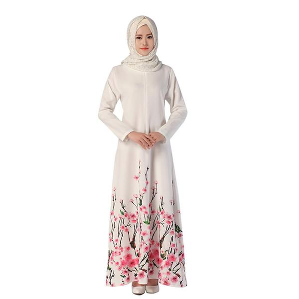 Женское платье мусульманки