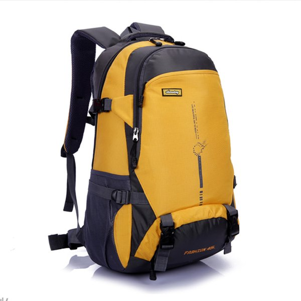 Wholesale-zl3208 large capacity backpack Men and women Backpack Outdoor sports school bag