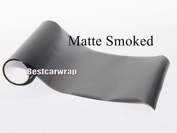 Matte fumado