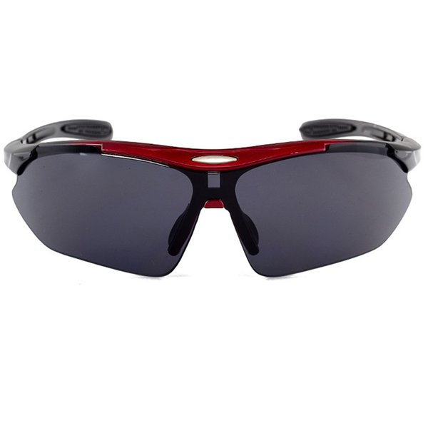 C1 Gradient Red Gray Lens