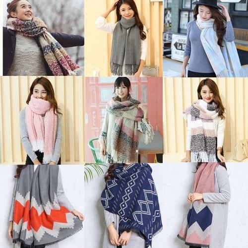180 cm * 60 cm Inverno Oversize Cachecóis Moda Simples Cobertor Quente Unisex Sólida Envoltório Cashmere Cachecol Xale Pashmina para Mulheres Dos Homens