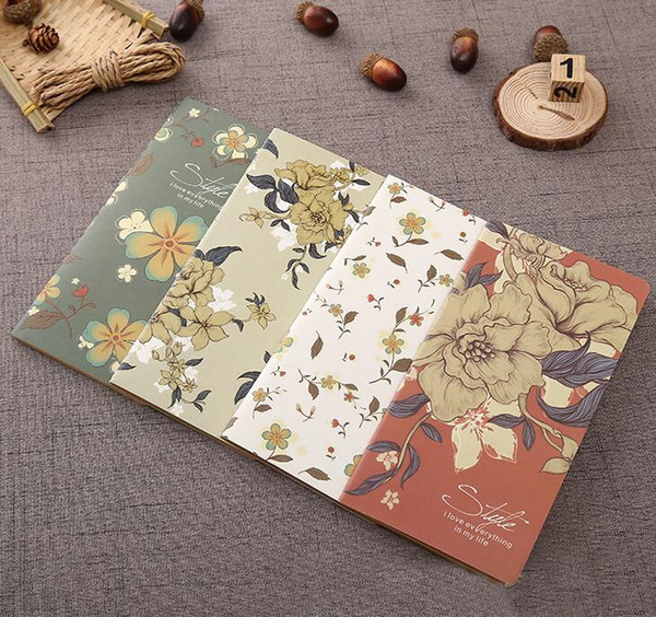 best selling Halloween Notebook Note Book Notes & Notepads Fashion as a Christmas present gift kraft paper notebooks colorful journal notebook dairy
