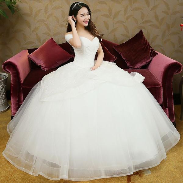 Korean Wedding Gown