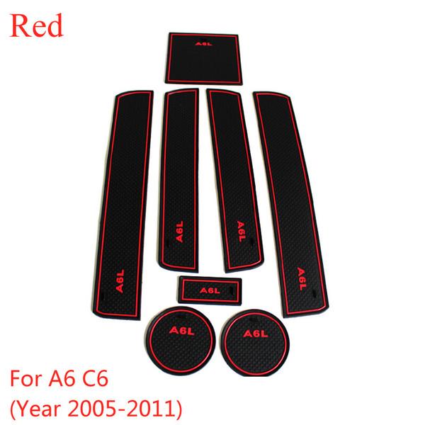 Красный для старых A6 C6