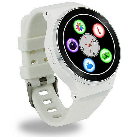 New model!WIFI 3G S99 smart watch phone gps sim card and camera wrist watch with 1.3GHz MTK6580M supporting heart rate monitor