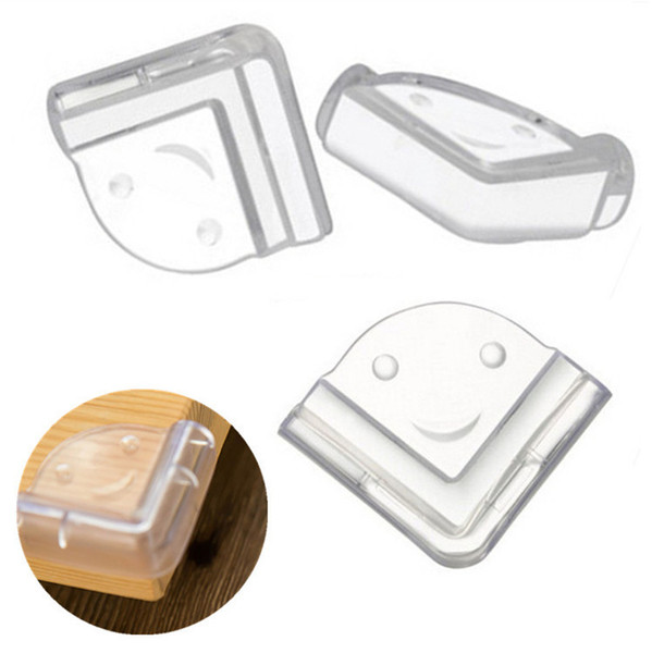 best selling Baby Safety Kids Care Arc Shaped Corner Guards Protector Guards Cover Table Anti-collision Edge Cushion with Double sided tape IB288