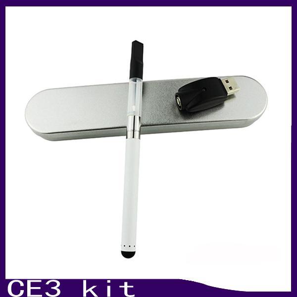 BUD touch O pen CE3 kit Aceite de cera atomizador vaporizador cartuchos de pluma e cartucho de cigarrillo vapor 0.3 0.5 1.0ml 0268019