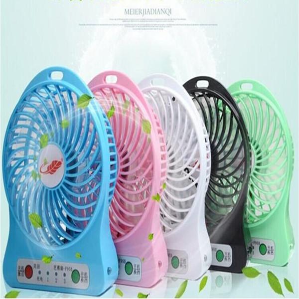 Mini Protable Fan Mix color