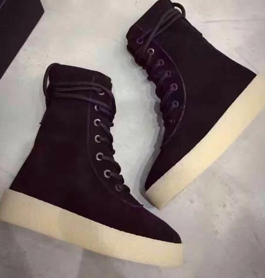 Crepe-Sole Boots, Hoher Stiefeletten aus Crêpe, Saison 2 Neue Schuhe, Schuhe der Saison 2, modische Crepe-Stiefel / / 550/750/950 Sneakers Casual Shoes