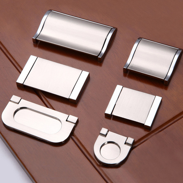 Incroyable Drawer Pull Hands Sliding Door Knobs Hidden Recessed Pating Window Handles  Surface Mount