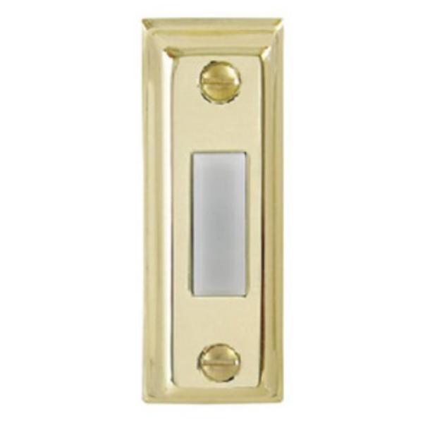 Interrupteur à bouton-poussoir en métal, bouton de sonnette 8-24V, interrupteur de porte 16mm