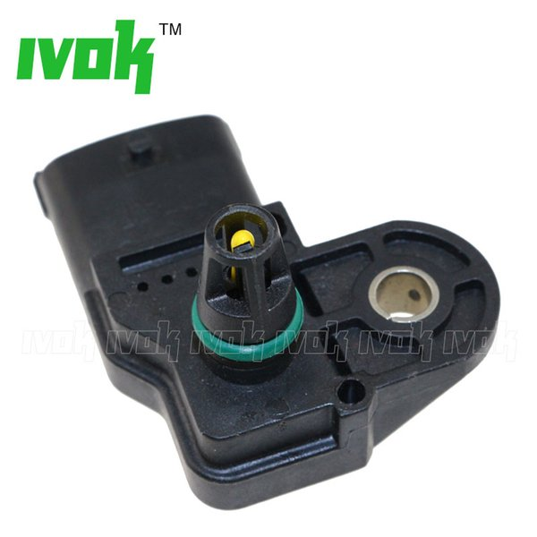 Original Intake Manifold Pressure Map Sensor For Citroen Mercedes vw Ford Honda Mazda 2.2 3.0 1636.39, 1571530128, 2R0906051C, 37830RBDE01