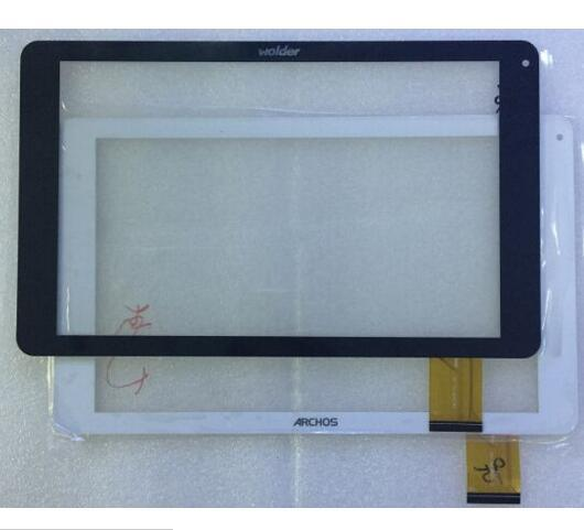 "Wholesale- New For 10.1"" CN068FPC-V1 Tablet touch screen digitizer glass touch panel replacement Free Shipping"
