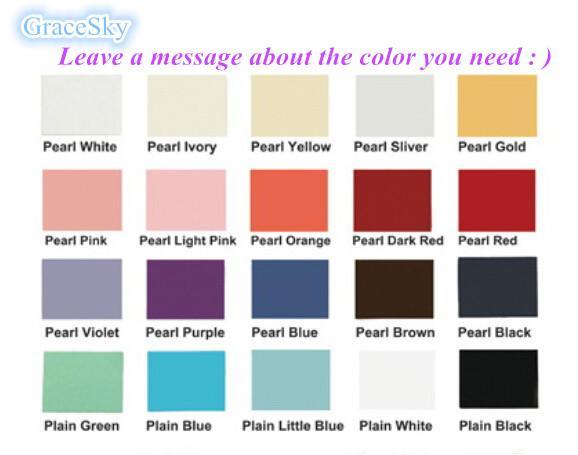 20 colors chart