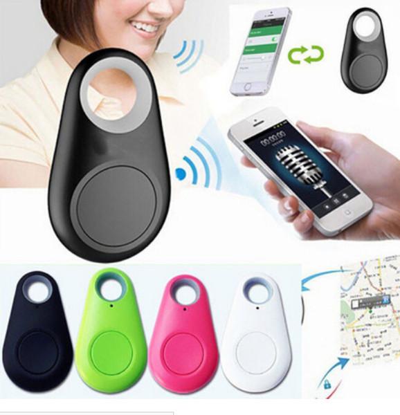 Mini GPS Tracker Bluetooth Key Finder Alarma Bidireccional Itag Buscador de artículos para niños, mascotas, ancianos, carteras, autos, paquete de venta minorista de teléfonos