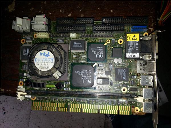Für deutsche Industrie-Motherboards JUMPTEC 800-576 REV: B1 07023-0000-35-7 PCISA KONTRON Gut getestet Refurbished 100% funktioniert