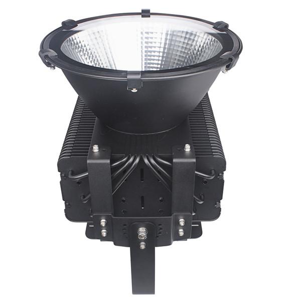 500 W yüksek güç sel ışık uydurma futbol stadyumu aydınlatma su geçirmez alan spor mahkemesi aydınlatma 3 yıl garanti