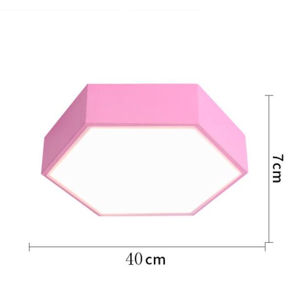 40 centimetri rosa