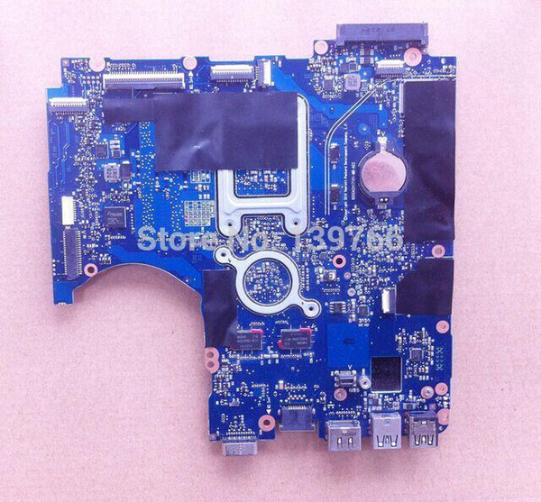 654490-001 board for HP probook 4435S 4436S laptop motherboard with AMD DDR3 chipset and 1GB graphics memory