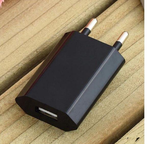 Universaladapter USB-Ladegerät Steckerladegerät E cig Handy-PDAs MP3-Ladegeräte US-Adapter UK GB-Stecker USB-Wand-Reiseladegerät