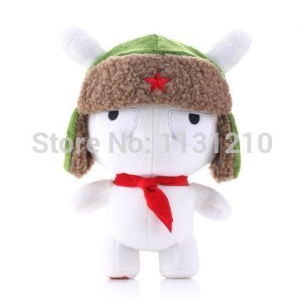 Wholesale-100% orijinal xiaomi 25 cm Mi tavşan oyuncak klasik sürümü MiTu tavşanlar Aksesuarları ürün