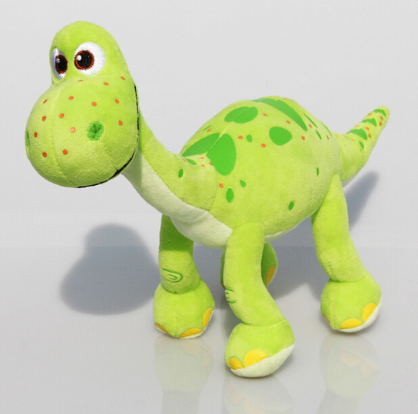 The Good Dinosaur Plush Toys 20cm Brontosaurus Plush Toys The Good Dinosaurs Movies Arlo Dinosaur Stuffed Doll Toys Kids Gifts EMS