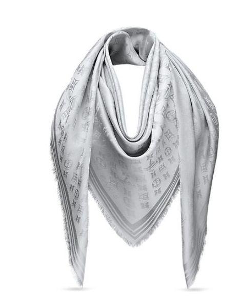 M73058 Cheque Mulheres De Lã De Algodão Caxemira Lenços De Seda Lenço Envoltório Xaile Pashmina