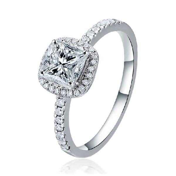 Diamantring 2 karat  Großhandel Europa Und Die Vereinigten Staaten Sona Diamantring 2 ...