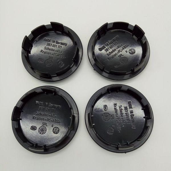 65mm Car Wheel Hub Rim Center Caps for Volkswag VW GOLF JETTA MK5 PASSAT B6 TOUAREG