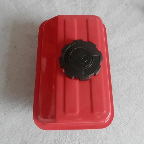 Fuel tank assembly 1.5L for Chinese 152 152F gasoline engine free shipping cheap fuel tank + cap aftermarket parts