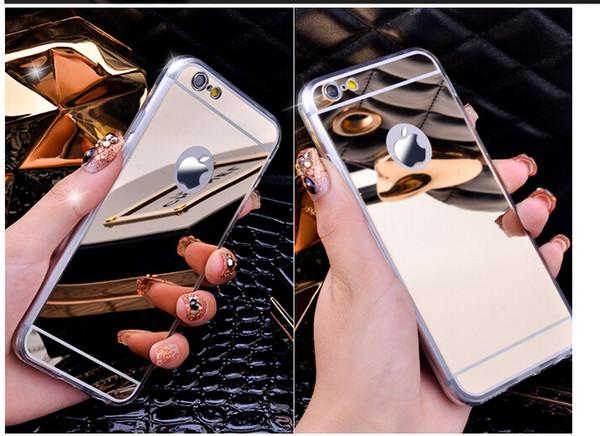 chrome iphone 7 plus case