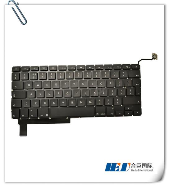 HEJU Freies verschiffen 100% Neue Original UK Layout Für MacBook Pro Unibody 15