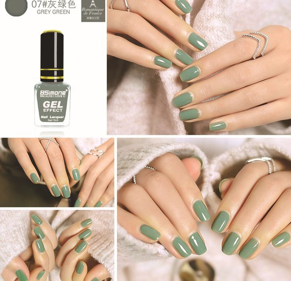 High Quality Nail Polish, Long Lasting Glossy Nail Polish ...