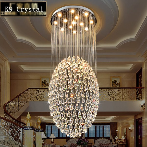 Luxury bright crystal flushmount chandeliers modern ceiling lamps luxury bright crystal flushmount chandeliers modern ceiling lamps lighting k9 crystal pendant lamp k9 crystal suspensions mozeypictures Gallery