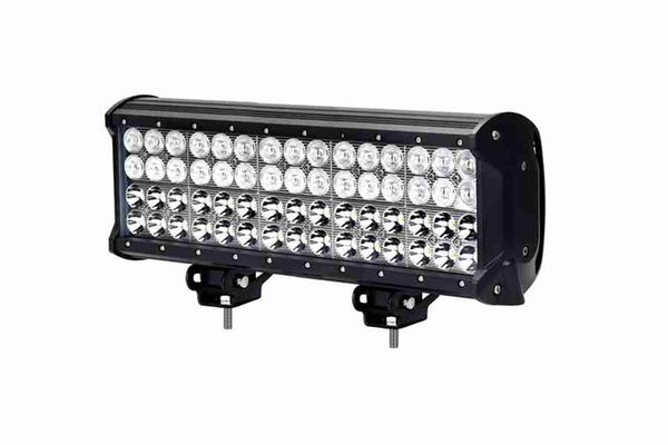 hotsale factory price 14 inch 180w four rows cree off road led light bar, car led light bar 12v