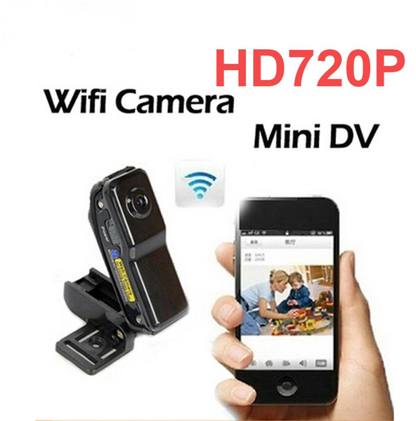 MD81 CMOS HD P2P Wireless Camera Security Recording Mini IP CCTV WiFi Camera Android iOS Camcorder Video Surveillance Webcam