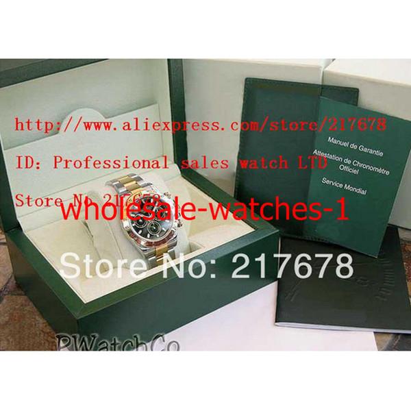 Mit Original Box Sapphire Black Dial 116523 Automatik Herren Herrenuhr Uhren keine Chronograph