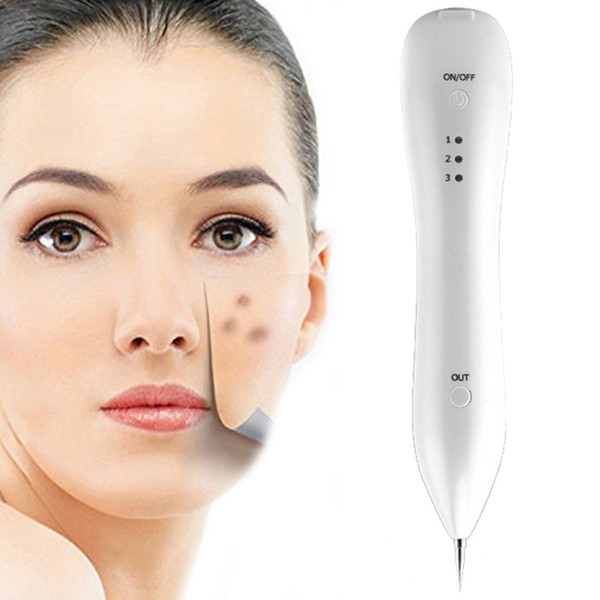 Portable Skin Mole Tattoo Remover Cleaner Machine Spot Freckle Removal Beauty Make Up Pen Skin Care Pigment Treatment Mole Remover Pen