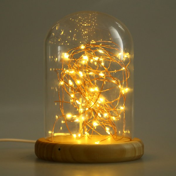 2018 wholesale modern table lamp coffee shop table light glass cover wholesale modern table lamp coffee shop table light glass cover wood base led line light aloadofball Image collections