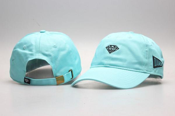 gorras planas hip hop bone diamond casquette Diamond Snapback Baseball Cap golf sports visor hat Trucker Hats blank 6 panel cap hat