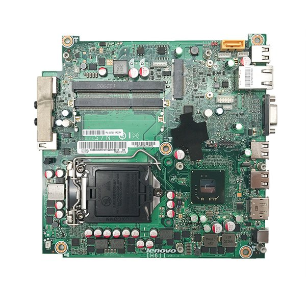 For Lenovo ThinkCentre M72E IH61I H61 03t7347 03T7351 Intel Motherboard System Board