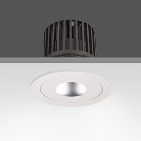 Ip20 Cob Led Ceiling Down Light Recessed Led Light Fixtures Led Commercial Lamp 12w Indoor Spot Lights Large Downlights Downlight Design From
