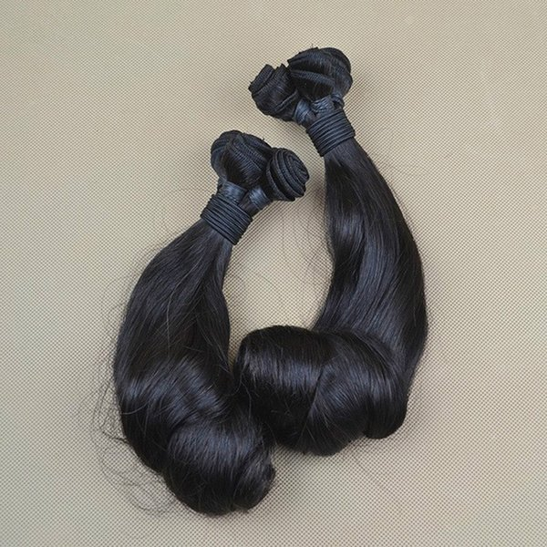 New Arrival Nigeria Aunty Funmi Peruvian Hair Magical Curls Weave Bouncy Curly Human Hair Extensions 3 Bundles Fashion Didi Curls