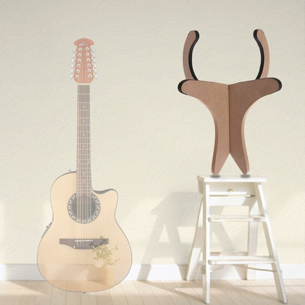 Outstanding 2019 New Guitar Stand Universal Wooden Ukulele Floor Stand Bracket Original Wood Color Holder For Volin Guitar Accessories From Great89 15 96 Ocoug Best Dining Table And Chair Ideas Images Ocougorg