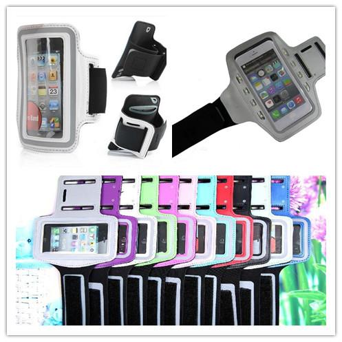 For Galaxy S6 Edge Waterproof Sports Running Armband Case Workout Armband Holder Pounch For iphone 6 Samsung Cell Mobile Phone Arm Bag Band