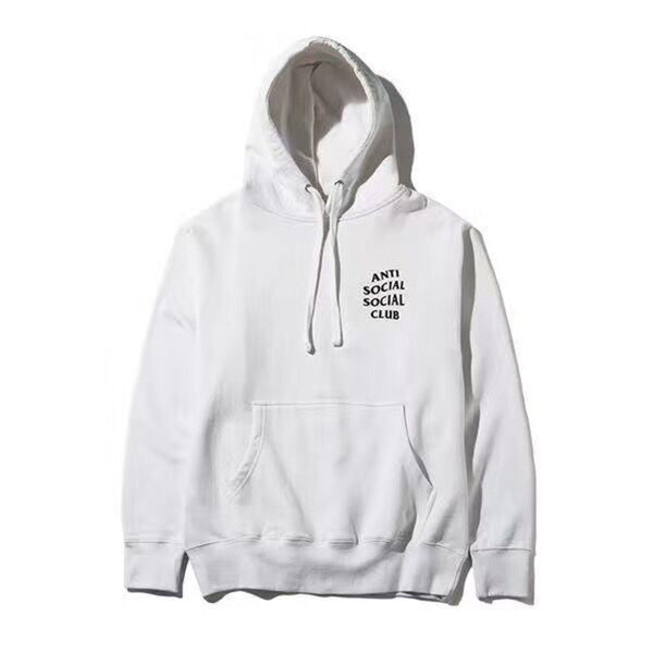 283993e00 Anti Social Social Club Hoodie Kanye Street Wear Mind Games Cotton Hoody  s-3xl Size